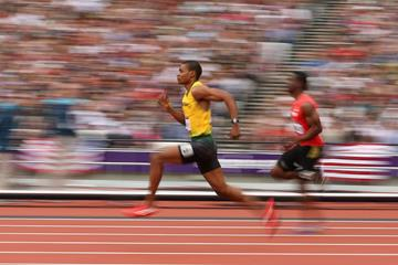 South African sprinter Anaso Jobodwana (Getty Images)