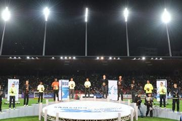 16 Diamond Race Winners - Zurich Final, Samsung Diamond League 2012 (Jiro Mochizuki)