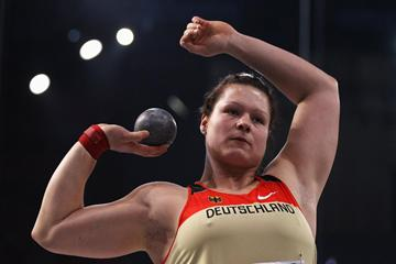 German shot putter Christina Schwanitz (Getty Images)