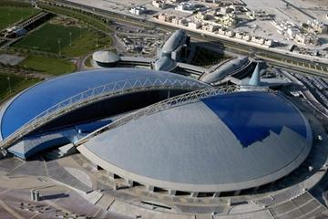 Doha's Aspire Dome, venue for the 2010 IAAF World Indoor Championships (Getty Images)