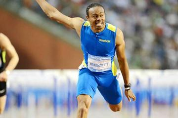 Aries Merritt - 12.80 in Brussels (Jiro Mochizuki)