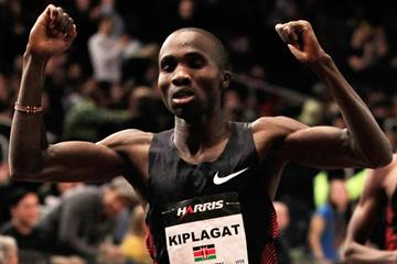 Kenyan middle-distance runner Silas Kiplagat (Getty Images)