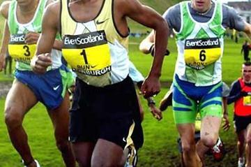Kenenisa Bekele storms to victory in Edinburgh (Mark Shearman)