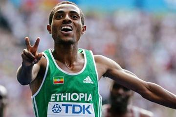 In Berlin 2009, another World 5000m gold for Kenenisa Bekele (Getty Images)