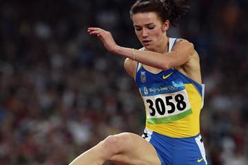 Ukrainian 400m hurdler Anastasiya Rabchenyuk (Getty Images)