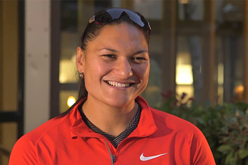 Valerie Adams on IAAF Inside Athletics (IAAF)