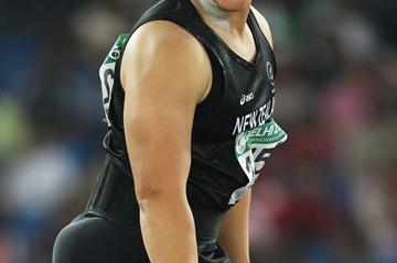 Big win for Valerie Adams in Delhi (Getty Images)