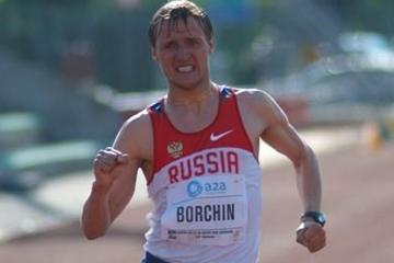 Valeriy Borchin dominates in Sesto San Giovanni (Lorenzo Sampaolo)