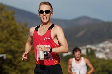 Australian race walker Jared Tallent (Getty Images)