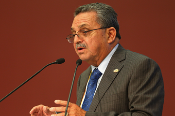 NACAC president Victor Lopez (Getty Images)