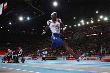 French triple jumper Teddy Tamgho (Getty Images)