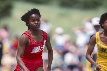 Evelyn Ashford 100m ()