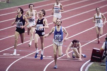 Finnish distance runner Lasse Viren (Getty Images)