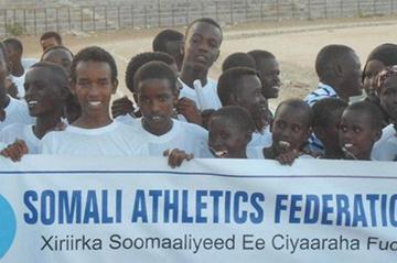 2012 IAAF World Athletics Day in Somalia (SAF/AIPS)