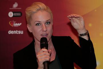 Kajsa Bergqvist in Barcelona (Emilio Andreoli)
