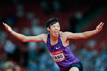 Guowei Zhang Beijing World Challenge 2015 ()