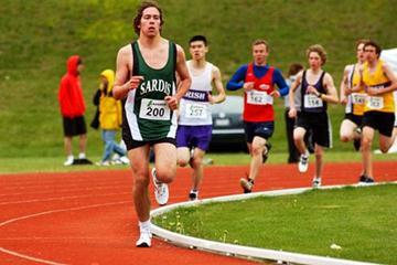 World Athletics Day competition in Abbotsford, Canada (John van Putten)