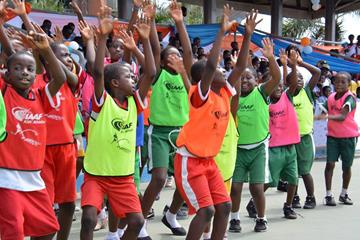 IAAF / Nestlé Kids' Athletics, Accra, Ghana (Ghana Athletics Association)