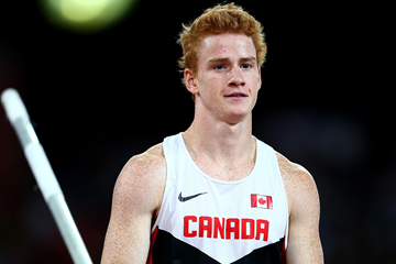Canadian pole vaulter Shawn Barber (Getty Images)