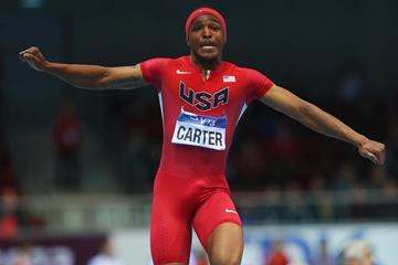 US triple jumper Chris Carter (Getty Images)