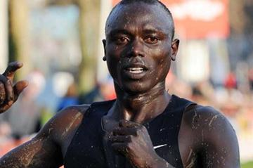 Isiah Koech from Kenya wins in Brussels (Nadia Verhoft)