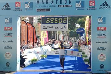 Rose Jepchumba wins the Marathon des Alpes-Maritimes (Organisers)