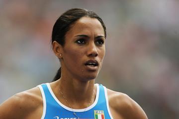 Italian 400m runner Libania Grenot (Getty Images)