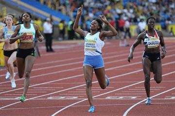 Perri Shakes Drayton cruises to the UK 400m title (Getty Images)