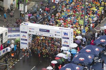 2014 Mattoni Usti nad Labem Half Marathon (Organisers)