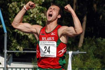 Andrei Krauchanka - 8492pts champs record - European U23 (Hasse Sjögren)