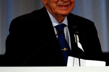 Juan Antonio SAMARANCH, President of the IOC (1980-2001); Honorary IOC President (2001-2010) (Getty Images)