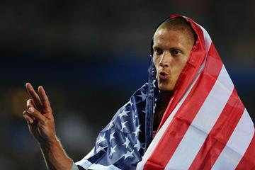 It's World Championships gold medal number two for Trey Hardee (Getty Images)