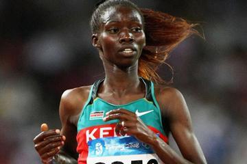 Kenyan steeplechaser Eunice Jepkorir (Getty Images)