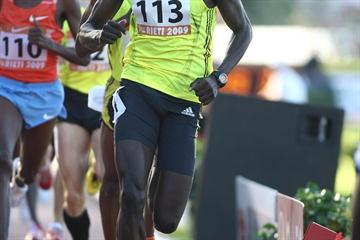 David Rudisha steals the show at the Rieti IAAF Grand Prix - African 800m record (Giancarlo Colombo)