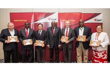 Spirit of World Plan Awards (IAAF)