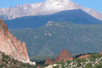 Pike's Peak, Colorado (Organisers)