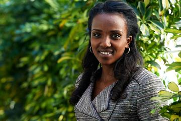 Ethiopian distance runner Tirunesh Dibaba (Getty Images)