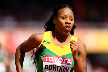 Jamaican 400m runner Chrisann Gordon (Getty Images)