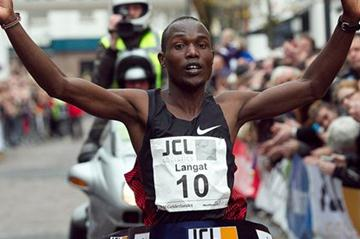 Big win for Philip Langat in the 's Heerenberg 15Km (organisers)