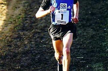 Sergiy Lebid wins the Vallagarina Cross Country (Lorenzo Sampaolo)