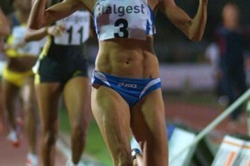 Elisa Cusma runs 1:59.53 in Milan (Lorenzo Sampaolo)