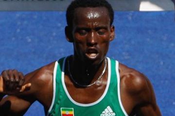 Yakob Jarso at the 2009 World Championships (Getty Images)