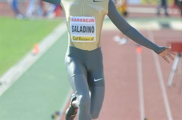 Irving Saladino sails to victory again in Hengelo (organisers)