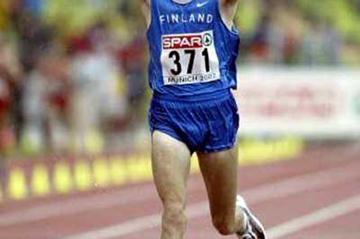 Holmen wins European Marathon title (Getty Images)