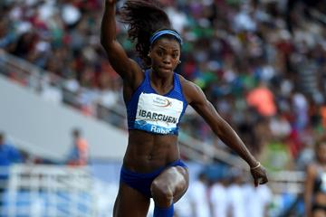 Caterine Ibarguen keeps on winning, this time in Rabat (Kirby Lee)