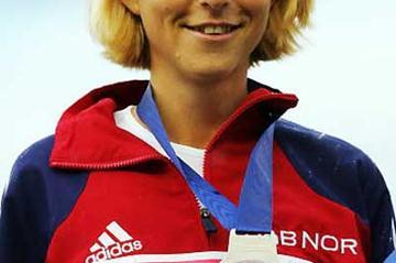 Susanne Wigene (NOR) - European 10,000m silver medallist (Getty Images)