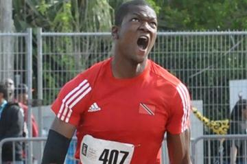 Trinidad and Tobago's Keshorn Walcott (Paul Voisin)