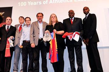 Official Opening Ceremony of the IAAF Centenary Historic Exhibition in Barcelona (Getty Images)
