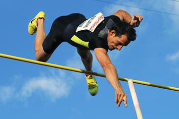Another Diamond League win for Renaud Lavillenie, this time in Oslo (Mark Shearman)