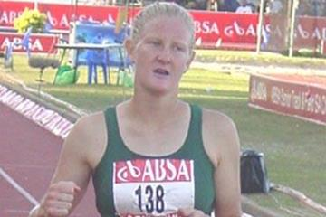 Justine Robbeson wins four gold medals at the Southern African Junior Championships (Mark Ouma)
